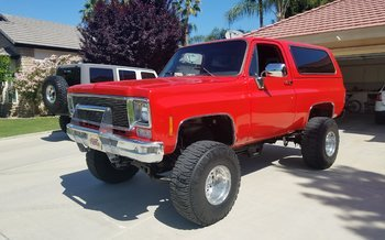 1978 Chevrolet Blazer 4WD 2-Door for sale 100987566