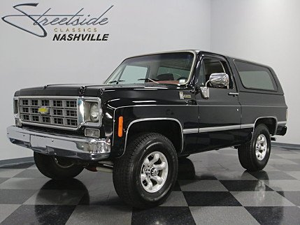 1978 Chevrolet Blazer for sale 100883001