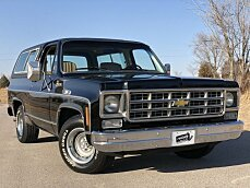 1978 Chevrolet Blazer for sale 100984272