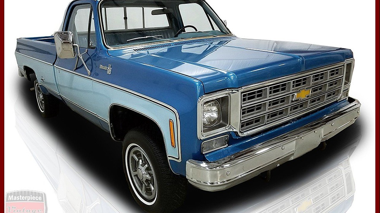 1978 Chevrolet C/K Truck Silverado for sale 100929177