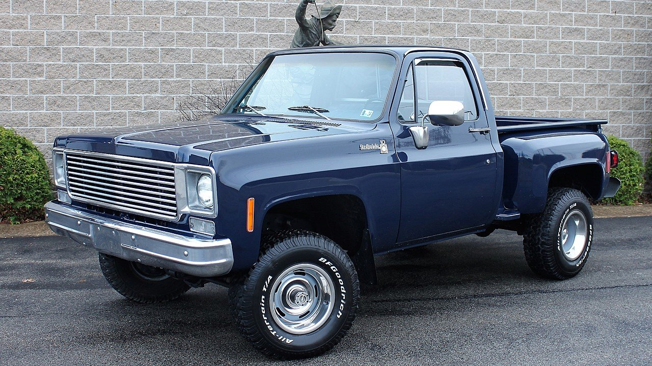 1978 Chevrolet C/K Truck Scottsdale for sale 100978673