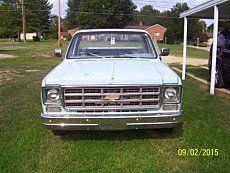 1978 Chevrolet C/K Truck for sale 100829580