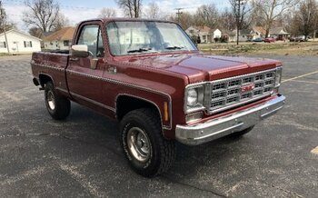 1978 Chevrolet C/K Truck for sale 101039659