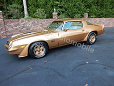 1978 Chevrolet Camaro for sale 100726813