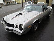 1978 Chevrolet Camaro for sale 100727612
