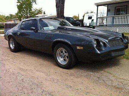 1978 Chevrolet Camaro for sale 100807579