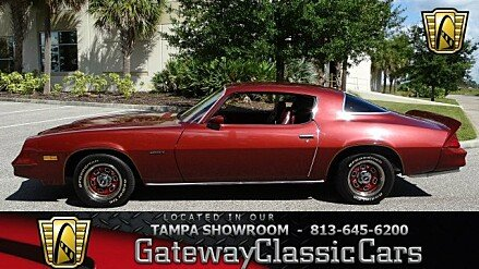 1978 Chevrolet Camaro for sale 100814837