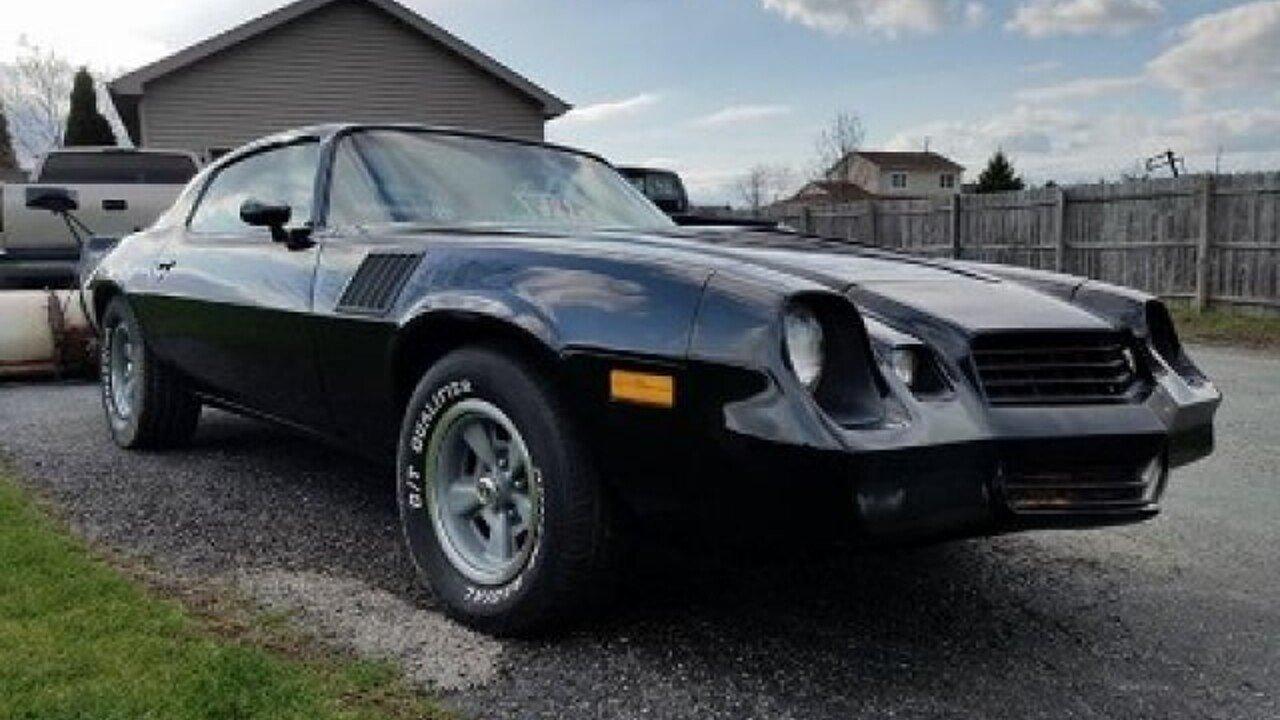 1978 chevrolet camaro z28 350 cu v8 185 hp 4 speed sold -  1978 Chevrolet Camaro For Sale 100874033