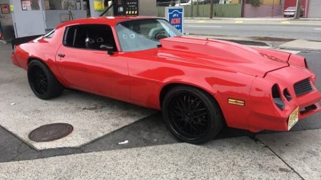 1978 Chevrolet Camaro for sale 100894920