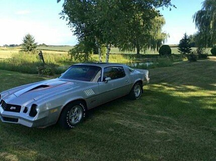 1978 Chevrolet Camaro for sale 100829633