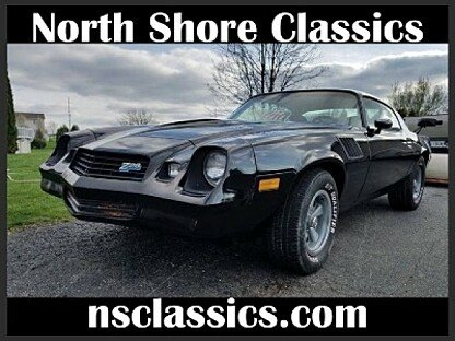 1978 Chevrolet Camaro for sale 100874033