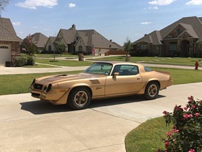 1978 Chevrolet Camaro for sale 100908056