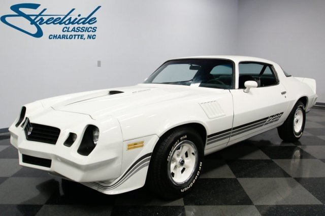 1978 Chevrolet Camaro Classics For Sale Classics On Autotrader
