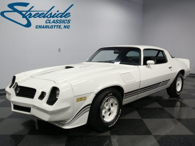 1978 Chevrolet Camaro Classics For Sale Classics On