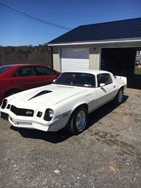 1978 Chevrolet Camaro for sale 100984191