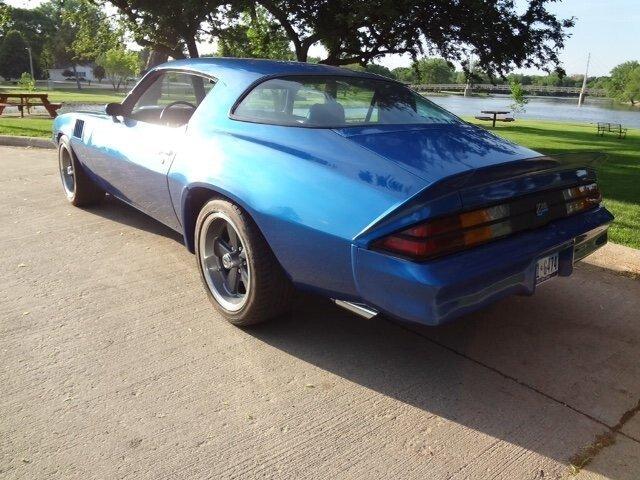 1978 Chevrolet Camaro Classics For Sale Classics On Autotrader