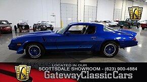 1978 Chevrolet Camaro for sale 101013325