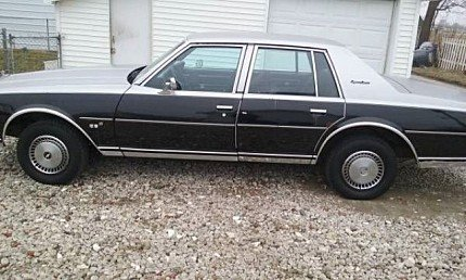 1978 Chevrolet Caprice for sale 100829147