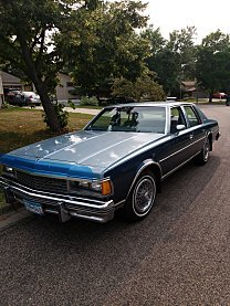 1978 Chevrolet Caprice Classic Sedan for sale 101041015
