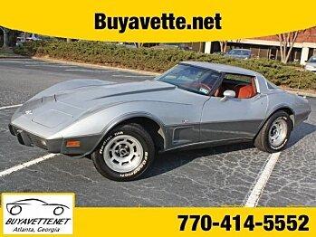 1978 Chevrolet Corvette for sale 100019722