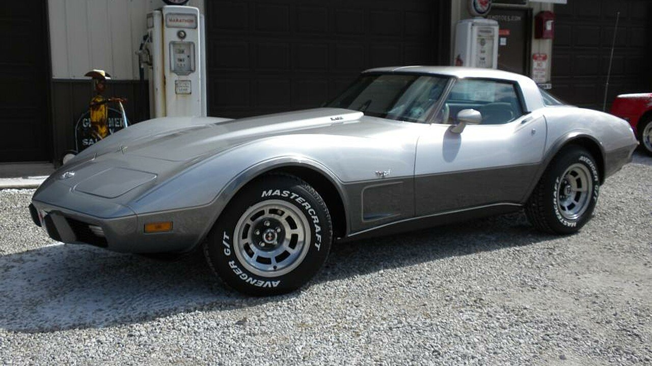 1978 Chevrolet Corvette for sale 100855204