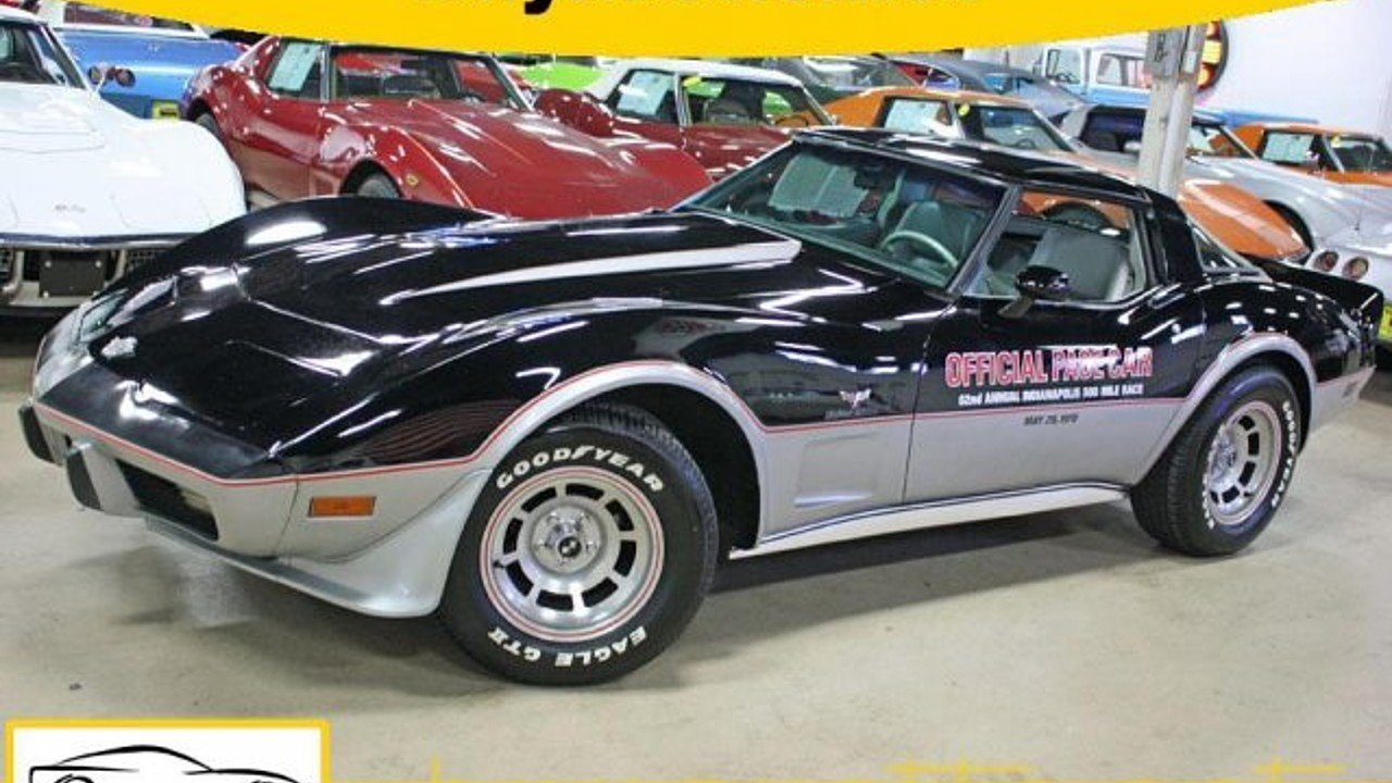 1978 Chevrolet Corvette for sale 100947540