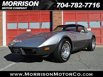 1978 Chevrolet Corvette for sale 100955190