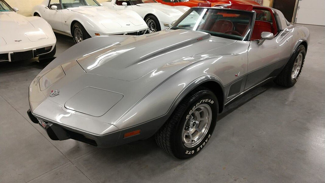 1978 Chevrolet Corvette for sale 100980555