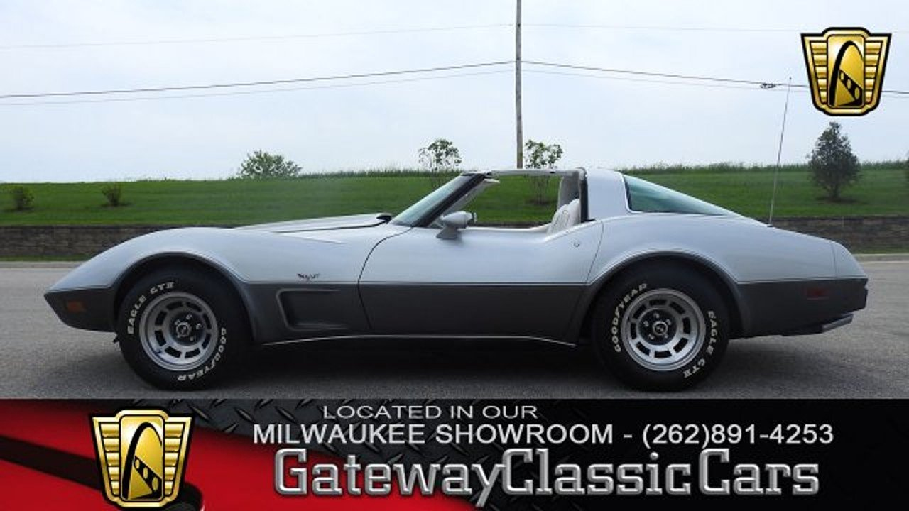 1978 Chevrolet Corvette for sale 100991310