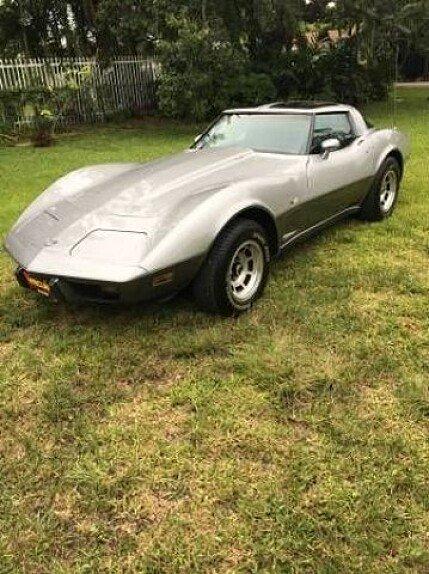 1978 Chevrolet Corvette for sale 100829421