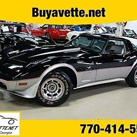 1978 Chevrolet Corvette for sale 100855001