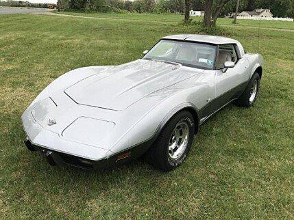 1978 Chevrolet Corvette for sale 100888893