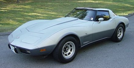 1978 Chevrolet Corvette for sale 100911686
