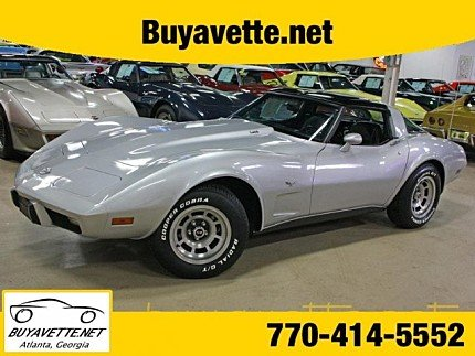 1978 Chevrolet Corvette for sale 100913696