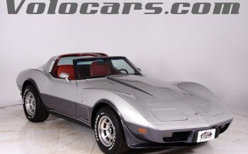 1978 Chevrolet Corvette for sale 100927980