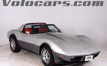 1978 Chevrolet Corvette for sale 100927980