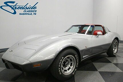 1978 Chevrolet Corvette for sale 100931968