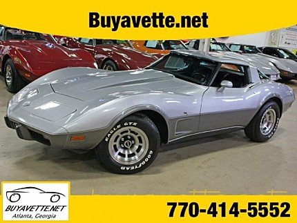 1978 Chevrolet Corvette for sale 100944306