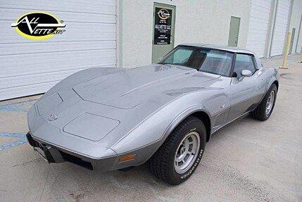 1978 Chevrolet Corvette for sale 100959264