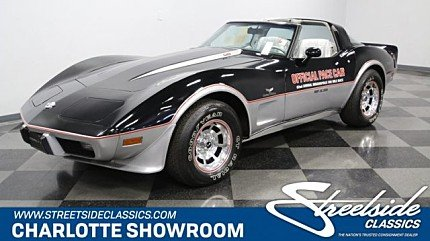 1978 Chevrolet Corvette for sale 101000074