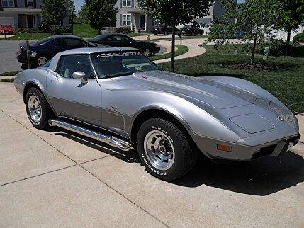 1978 Chevrolet Corvette for sale 101004530
