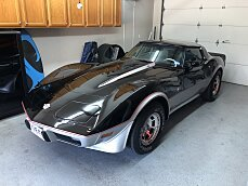 1978 Chevrolet Corvette Coupe for sale 101004889
