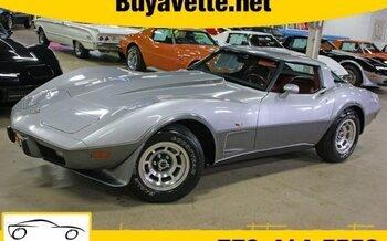 1978 Chevrolet Corvette for sale 101024735