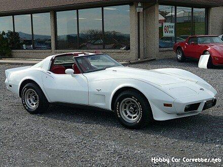 1978 Chevrolet Corvette for sale 101058337