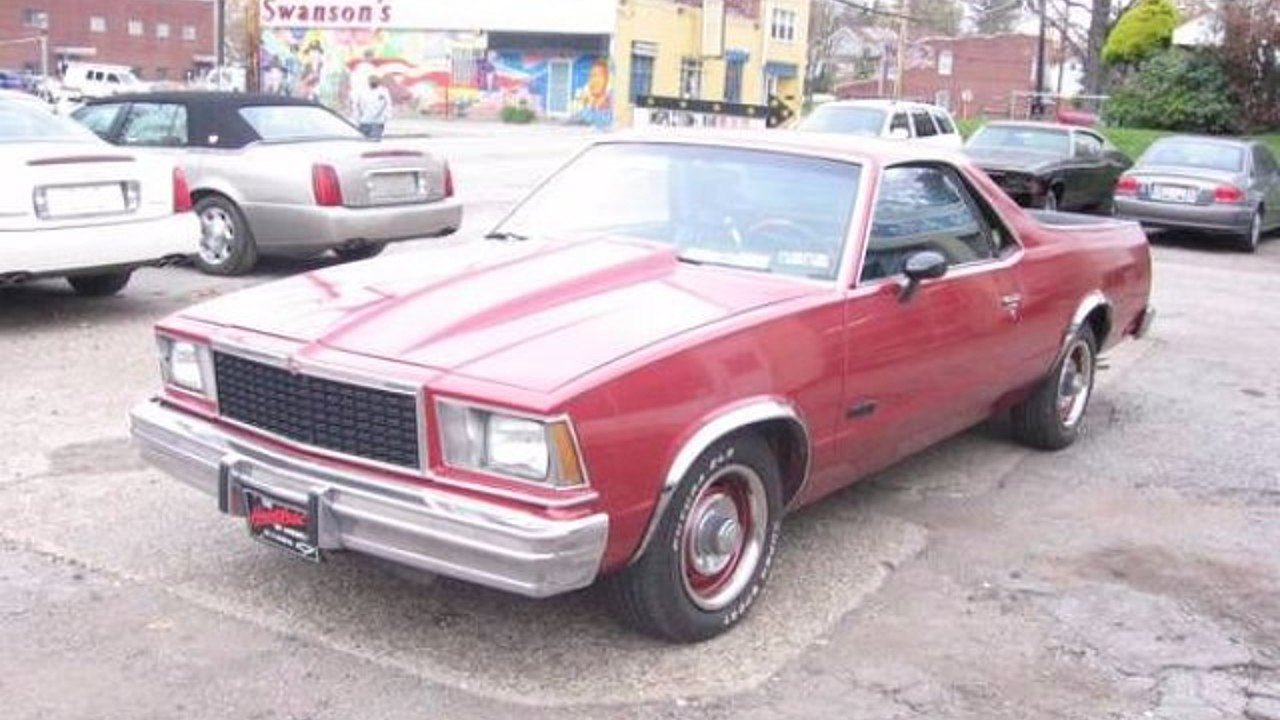 1978 Chevrolet El Camino for sale 100915733