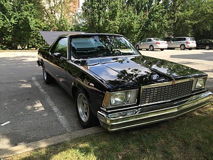 1978 Chevrolet El Camino for sale 100962534