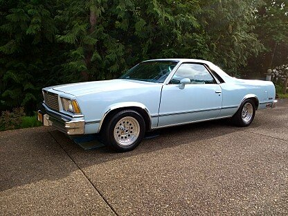 1978 Chevrolet El Camino V8 for sale 100987006