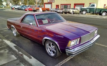 1978 Chevrolet El Camino for sale 100997423