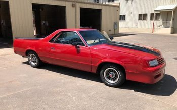 1978 Chevrolet El Camino V8 for sale 101022266