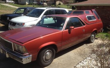 1978 Chevrolet El Camino V8 for sale 101051589